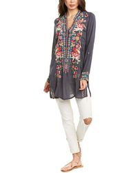 Johnny Was Annette Tunic - Multicolour