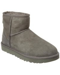 UGG - Classic Mini Ii Water Resistant Suede Boot - Lyst