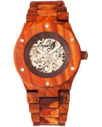 Earth Wood Unisex Grand Mesa Watch - Multicolor