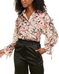 Pinko Muttley Camicia Blouse - Pink