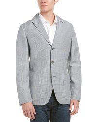 Façonnable - Façonnable Linen-blend Sportcoat - Lyst