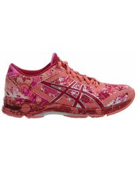 Asics Gel-noosa Sneaker - Red