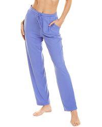 N Natori Mirage Slim Pant - Purple
