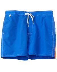 Sundek Swim Trunk - Blue