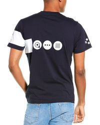 C.P. Company C. P. Company Graphic T-shirt - Black