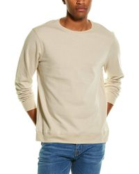 Sperry Top-Sider Crewneck Pullover - Natural