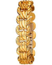 Bruno Magli Mira Stainless Steel Link Bracelet - Metallic