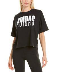 adidas Univvol T-shirt - Black