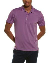 J.McLaughlin Fairhope Shirt - Purple