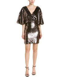 Aidan Mattox Sheath Dress - Black