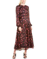 Keepsake Genius Midi Dress - Black