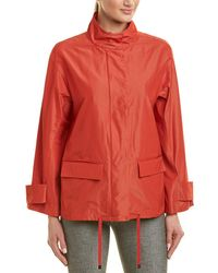 Lafayette 148 New York Marku Jacket - Red