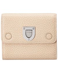 Dior Leather Wallet - Brown