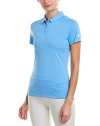 Nike Standard Fit Polo Shirt - Blue