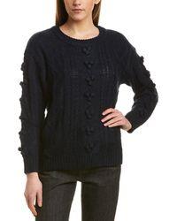 Etienne Marcel Chunky Sweater - Blue