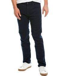 DL1961 Premium Denim Nick Peacoat Slim Leg - Blue