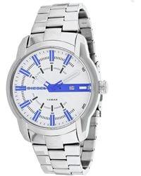 DIESEL Armbar Watch - Metallic