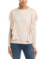 Nation Ltd Senna Sweater - Pink