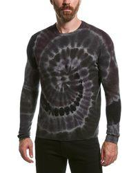 Autumn Cashmere Tie-dye Wool & Cashmere-blend Crewneck Sweater - Green