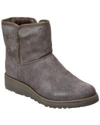 UGG - Kristin Water-resistant Twinface Sheepskin Boot - Lyst
