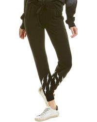 Chrldr Lightning Edges Sweatpant - Black