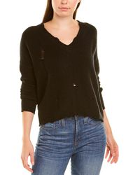 Autumn Cashmere Cashmere Jumper - Black