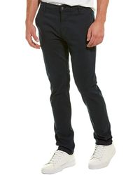 7 For All Mankind 7 For All Mankind Navy Chino - Blue