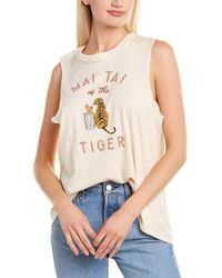 Project Social T Mai Tai Of The Tiger Tank - Brown