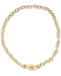 CC SKYE - Original 18k Plated Crystal Necklace - Lyst