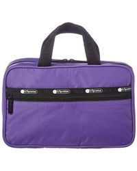 LeSportsac Candace Cosmetic Carrier - Purple