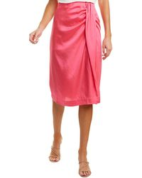 J.Crew Monos Pencil Skirt - Pink