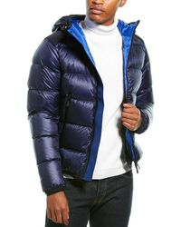 Moncler Puffer Down Jacket - Blue