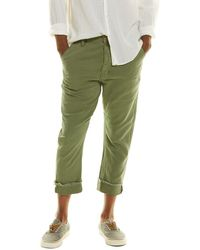 One Teaspoon Mr Relaxed Super Khaki Relaxed Tapered Jean - Green