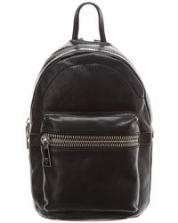 Frye - Lena Leather Zip Backpack - Lyst