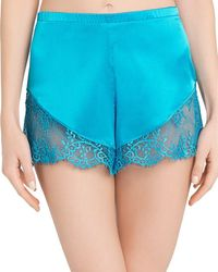 La Perla Exotique Shorts - Blue