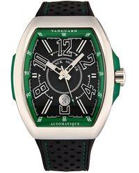 Franck Muller Men's Vanguardrcin Watch - Green