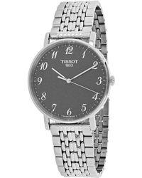 Tissot T-classic Watch - Metallic
