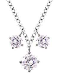Meira T - 14k 0.93 Ct. Tw. Necklace - Lyst