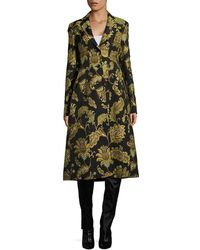 Derek Lam - Tailored Notched Coat - Lyst