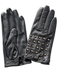 Carolina Amato - Touch Tech Classic Gloves - Lyst
