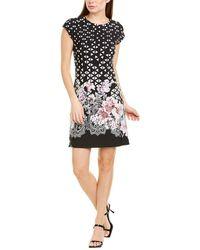 TMRW STUDIO Reversible Mini Dress - Black