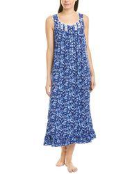 Eileen West Ballet Nightgown - Blue