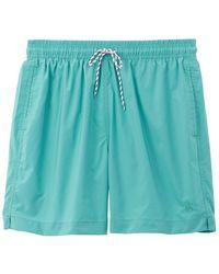 Brooks Brothers Montauk Swim Short - Green