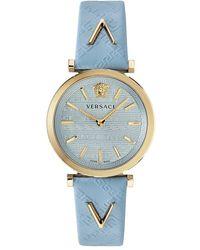 Versace V-twist Watch - Multicolour