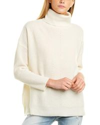 DEMYLEE Harrison Wool Jumper - White