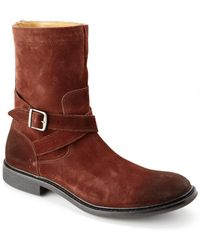 Cole Haan Marshall Suede Boot - Brown