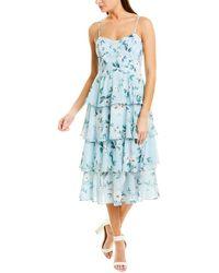 Yumi Kim Midi Dress - Blue
