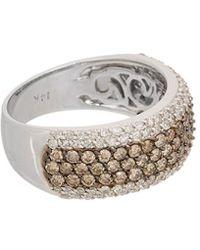 Effy - Fine Jewelry 14k 1.33 Ct. Tw. Diamond Ring - Lyst
