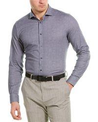 Corneliani Sports Shirt - Grey