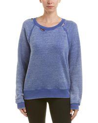 Joe's Jeans Isabella Sweatshirt - Blue